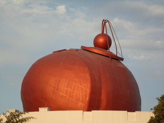 Katara Cultural Village: Model of Falcon Cap