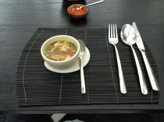Merah Putih Restaurant: Soto (Soup)