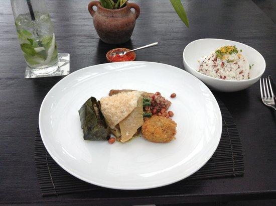 Merah Putih Restaurant: Nasi Campur