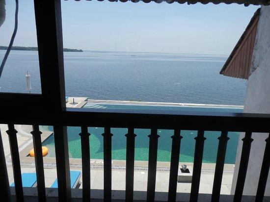 Lemon Tree Vembanad Lake Resort: view