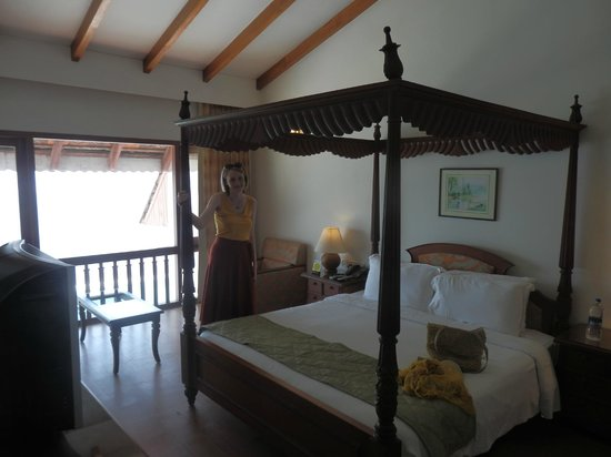Lemon Tree Vembanad Lake Resort: Room