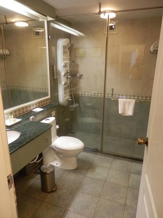 Lemon Tree Vembanad Lake Resort: Bathroom