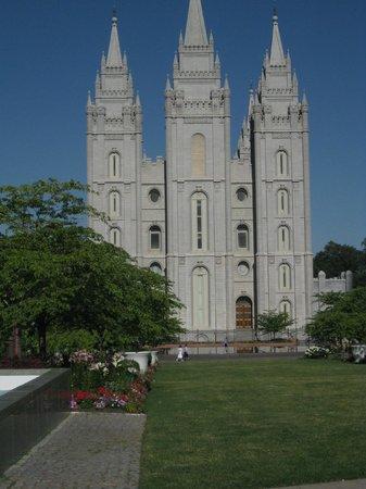 LDS Conference Center: LDS Temple