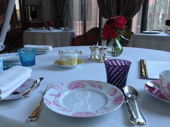 Royal Mansour Marrakech : Breakfast in RM