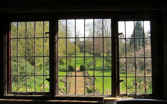 Paycocke's House and Garden: garden at Paycocke's House