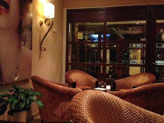 Belveder Gran Hotel: Lounge