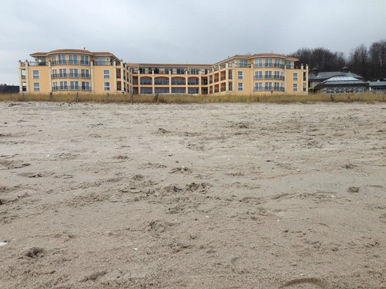 Belveder Gran Hotel: Hotel