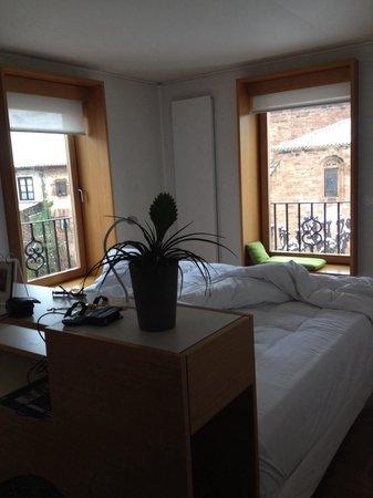 Echaurren Hotel Gastronómico : La habitación fantástica
