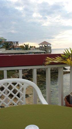 Swordfish Restaurant and Bar: Lovely view