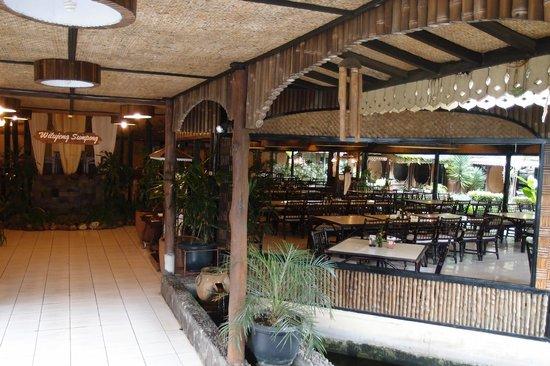 Sindang Reret Hotel and Restaurant : Sindang Reret Restaurant, Cikole