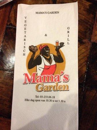 Mama's Garden : mar 2014
