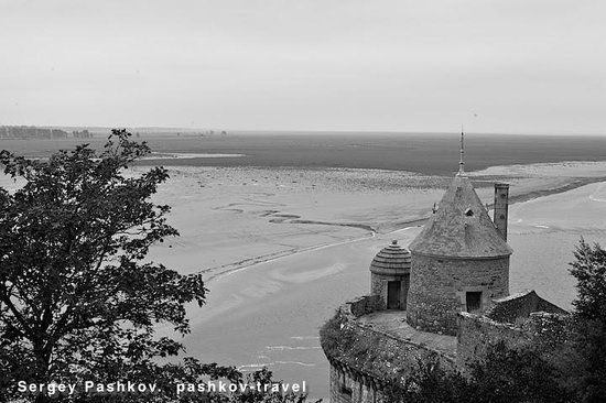 Abbaye du Mont-Saint-Michel : Аббатство Мон-Сен-Мишель