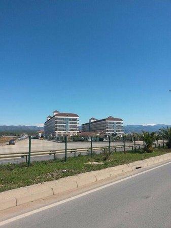 Eftalia Aqua Resort: Eftaliya
