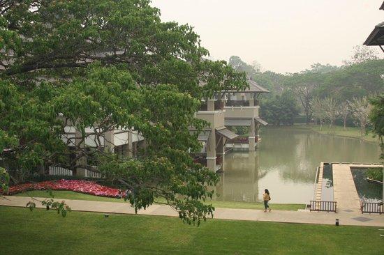 Le Meridien Chiang Rai Resort : View over river
