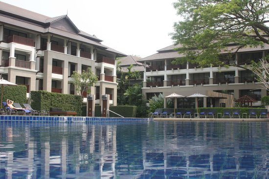 Le Meridien Chiang Rai Resort : Grounds