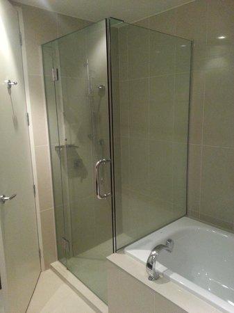 Hilton Lake Taupo : Bathroom