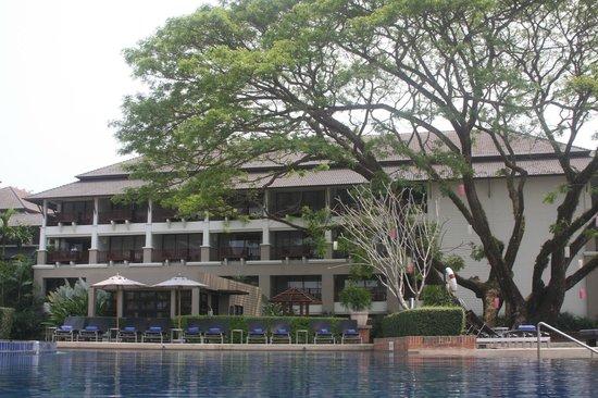 Le Meridien Chiang Rai Resort: Hotel