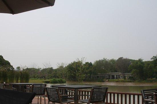 Le Meridien Chiang Rai Resort: View over river