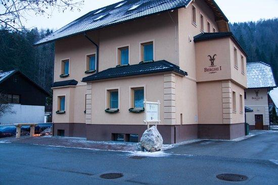 Apartment House Berghi: House Berghi I & Berghi II