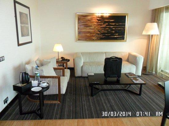 EPIC SANA Luanda Hotel: Room 925