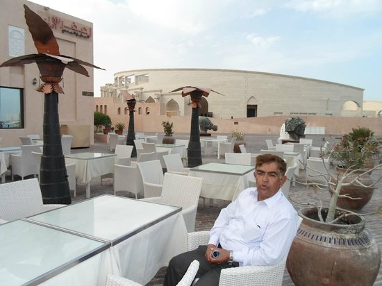 Katara Cultural Village: Restaurant