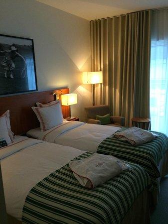 Hotel Skansen: Værelse i kongrespavillon