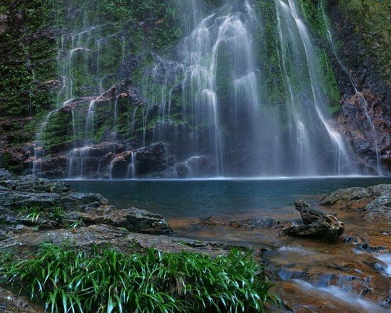 Tram Ton Pass: Love Water Fall in Sapa