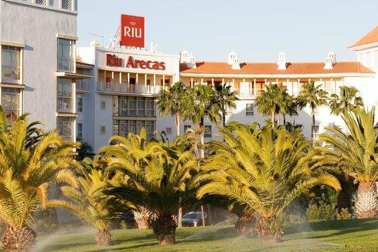 Hotel Riu Arecas : Вид на отель