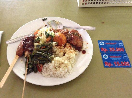 Warung Nikmat : Nasi Campur - Best in Bali