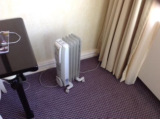 Radisson Blu Scandinavia Hotel: Das ausgeklügelte Heizsystem