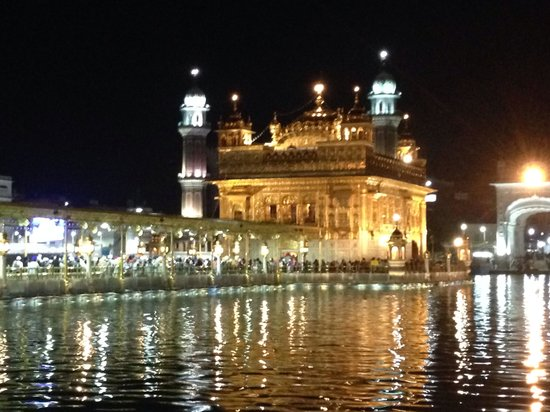 Hotel City Heart: Golden temple