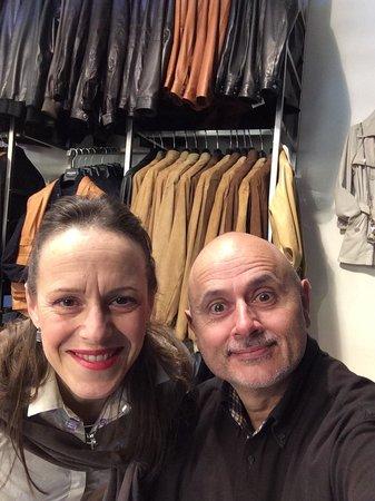 La Pelle: Sonia & Aldo