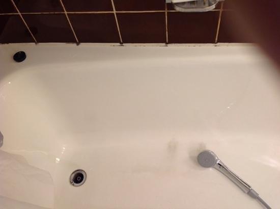 Radisson Blu Scandinavia Hotel: Die Badewanne