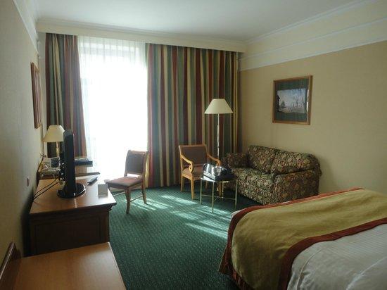 Moscow Marriott Grand Hotel: interior