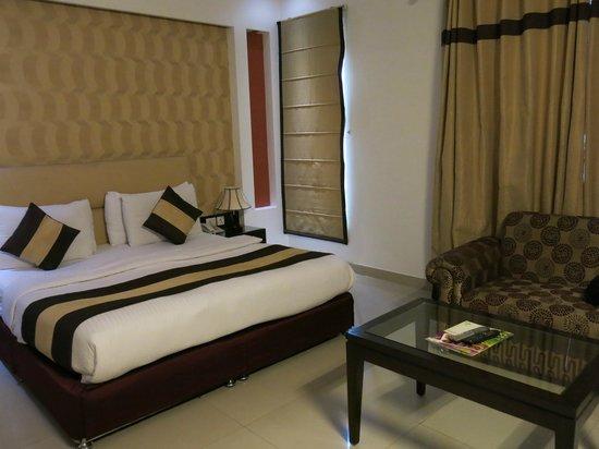 Hotel Krishna: Наш номер