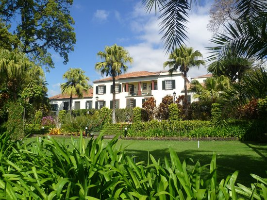 Quinta Jardins do Lago: Hotel