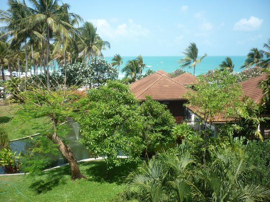 Centara Grand Beach Resort Samui : Room View