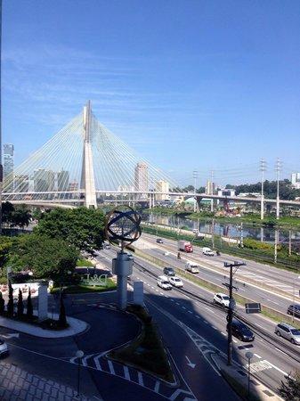 Sheraton Sao Paulo WTC Hotel: Vista do hotel