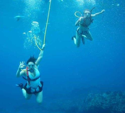 Fair Wind Big Island Ocean Guides: Fun activities on the Hula Kai