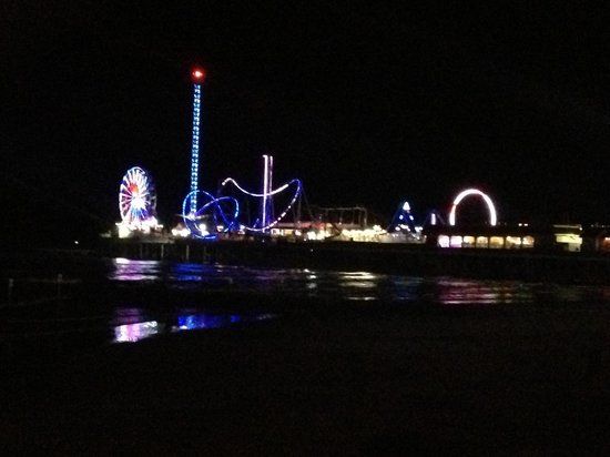 Galveston Island Historic Pleasure Pier: Excelente lugar :)