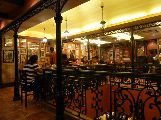 The Big Chill: restaurante