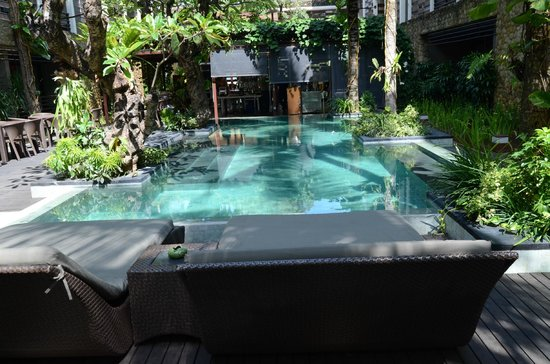 The Haven Bali: Pool