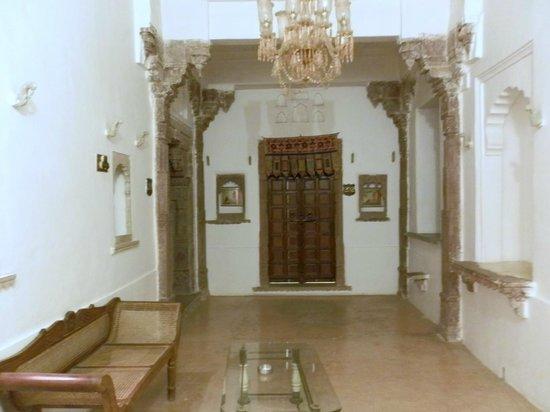 Castle Bijaipur : Door to room