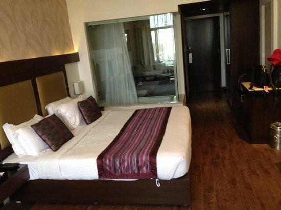 Hotel Hindustan International (HHI) Varanasi: Room
