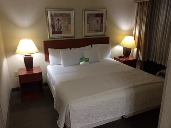 La Quinta Inn & Suites Newark - Elkton : comfortable bed