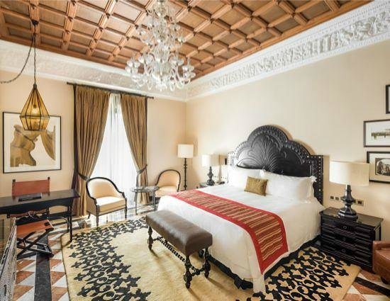 Hotel Alfonso XIII, A Luxury Collection Hotel, Seville: Apartamento Deluxe