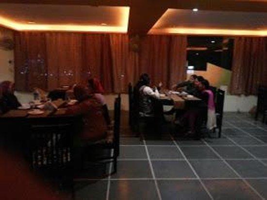 Sanskriti Restaurant: Dinner