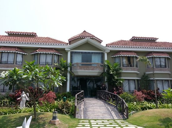 Diamond Harbour, India: hotel