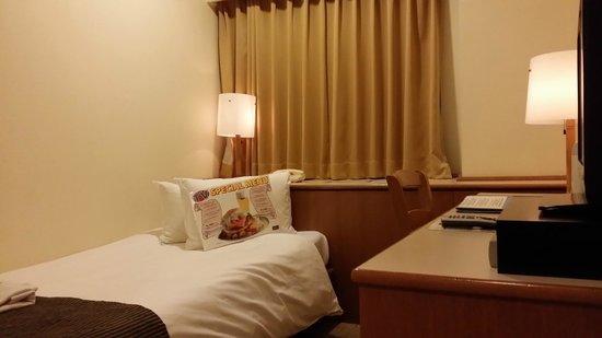 Mercure Hotel Narita: 寝るだけなら・・・