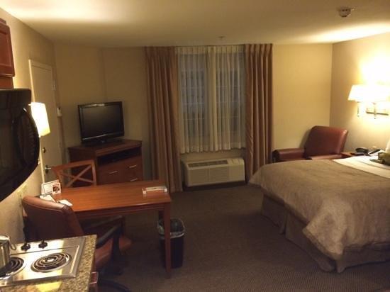 Candlewood Suites Aberdeen - Edgewood - Bel Air: queen room, non smoking